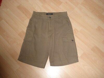*mac Scout* Herren Bermuda Short Gr. 30 Braun 100% Baumwolle Sehr Guter Zustand Um Eine Hohe Bewunderung Zu Gewinnen Und Wird Im In- Und Ausland Weithin Vertraut.