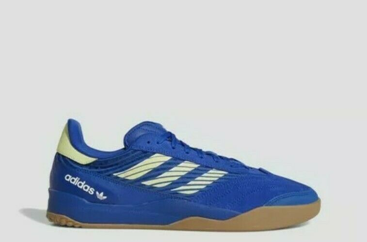 New Adidas Copa Nationale EG2272 - Blue, Skateboarding Shoes Trainers size 8