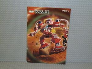 LEGO-Life-on-Mars-Bauanleitung-7314-Recon-Mech-RP-instruction-B4499