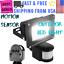 Emergency LED FloodLight 10W Motion Sensor Security Light Outdoor White Daylight