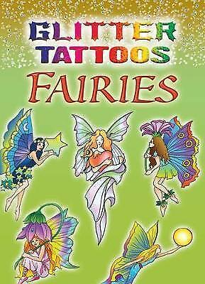 Glitter Tattoos Fairies by Jan Sovak (Paperback, 2007)
