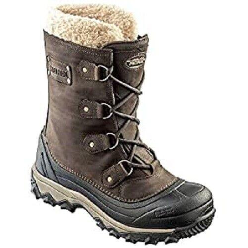 7882-46 Meindl Aosta Boots Canadian Winter Snow Dark Brown