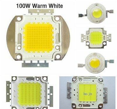 High Quality Copper Base Gold Wire 1W 10W 20W 30W 50W 100W Led Chip &Floodlight