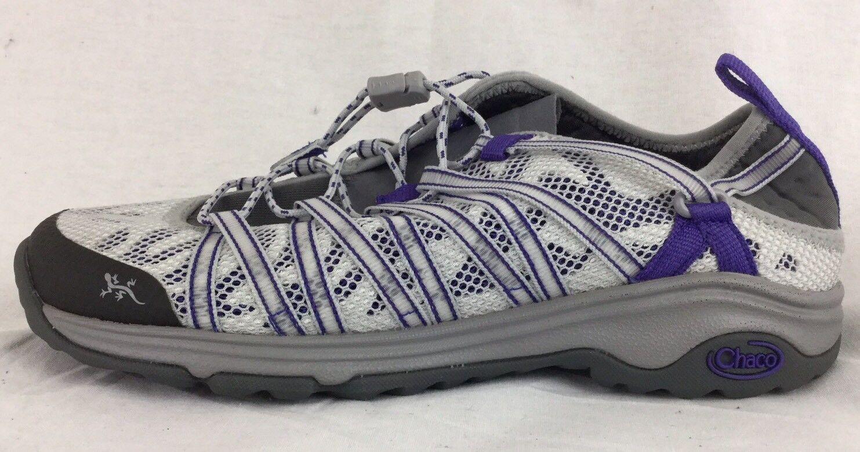 New Chaco Women's Outcross Evo 1.5 Hiking shoes, Purple, US size 7