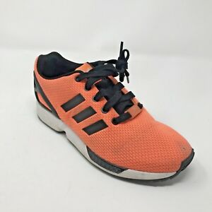 brand new b01e3 c0adf Details about 2014 ADIDAS ZX FLUX INFRARED ORANGE PINK WHITE BLACK ULTRA  BOOST M22509 5