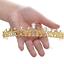 Bridal-Princess-Party-Crystal-Tiara-Wedding-Crown-Veil-Hair-Accessory-Headband thumbnail 2