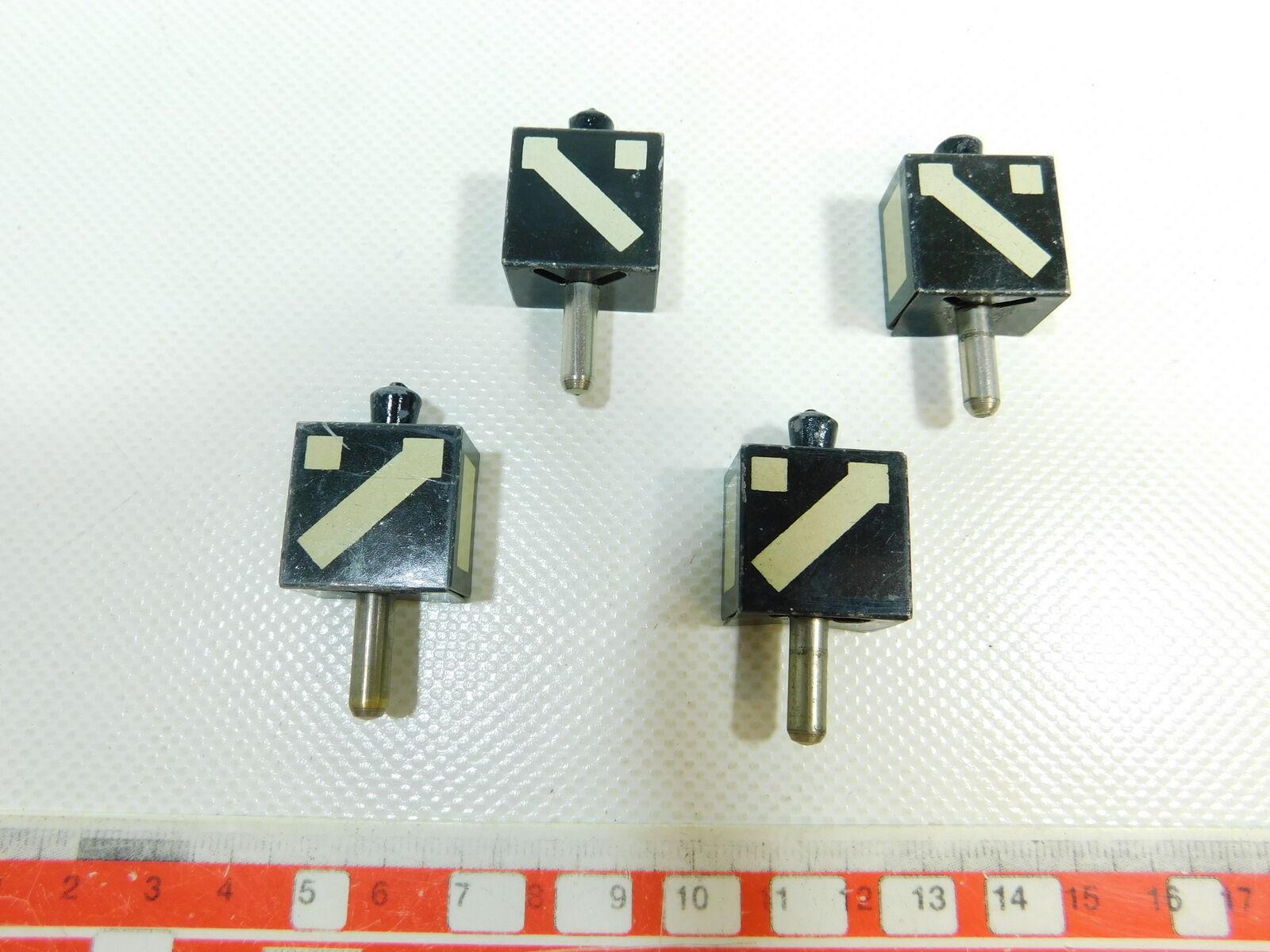 BR896-0,5x Märklin Spur 0 1 Blech-Laternenimitat für Weiche E-Weiche
