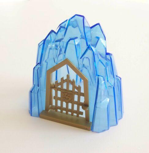 PAYS MAGIQUE H128 Prison en Cristal Bleu avec Porte Temple 3841 PLAYMOBIL