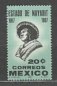 Mexico - Mail 1967 Yvert 731 MNH