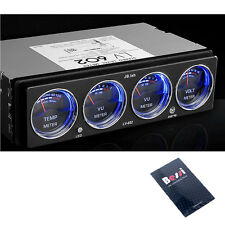 led display music spectrum analyzer car audio car spectrum