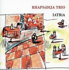 Iatria by Rhapsodija Trio (CD, Feb-2001, Sensible)