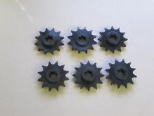 """6 of  12 Teeth Front Dirve Sprocket for #41 Chain 1/2 X 1/4"""" OVER STOCK ON SALE"""