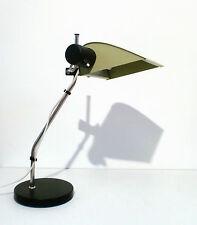 60s 70s DDR Tisch Lampe VEB Narva Lampe GDR modernist desk lamp  annees 70