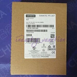 Siemens-New-6ES7307-1BA01-0AA0-SIMATIC-PS307-power-supply-24V-2A