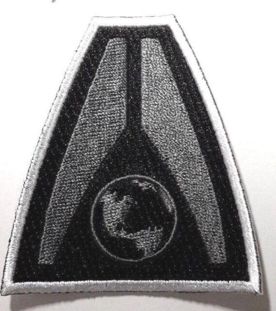 Mass Effect - SYSTEMS ALLIANCE Logo - Patch - Aufnäher - neu zum aufbügeln
