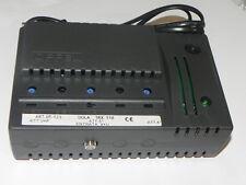 Amplificatore TV DI LINEA DA INTERNO OFFEL VHF UHF 20 DB 1RX110