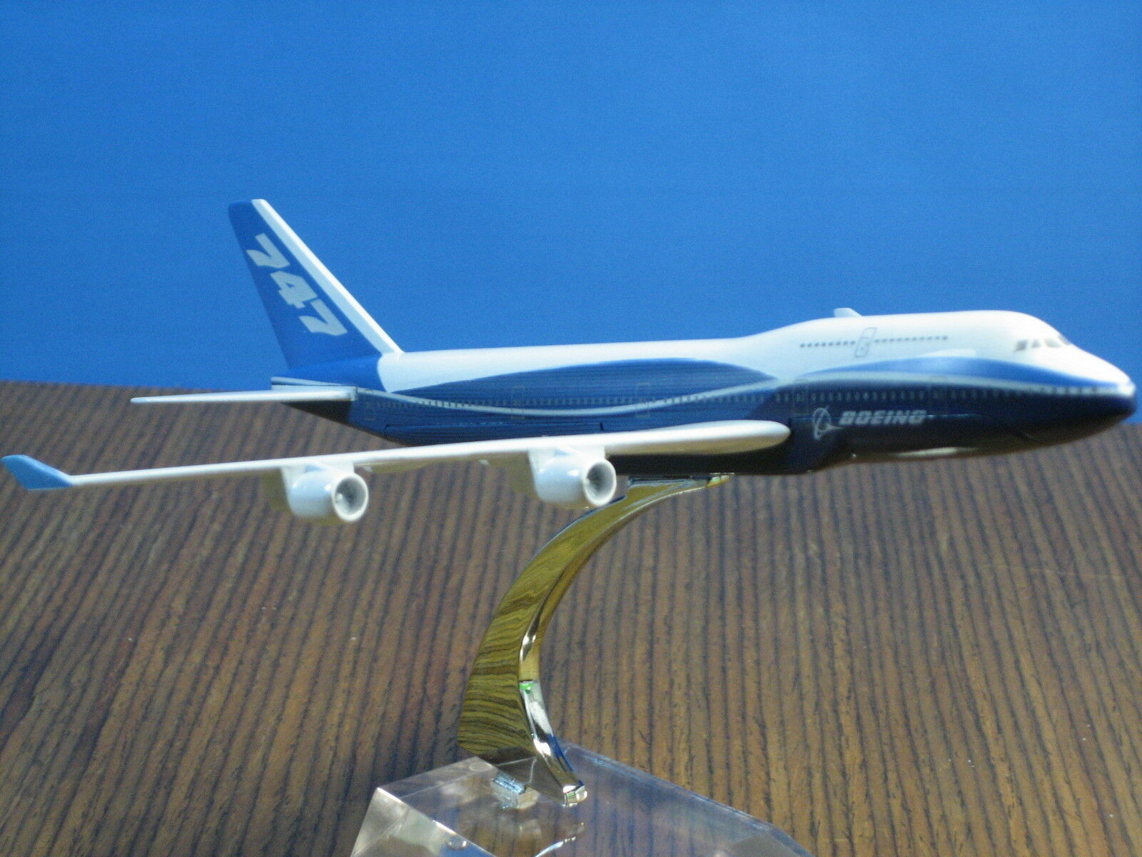 BOEING BOEING BOEING 747-400 Passenger Airplane Aircraft Plane Metal Diecast Model Collection 69d2c3