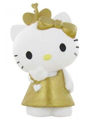 Hello Kitty mini figurine HELLO kitty Chef cook 2 3//8in 99986
