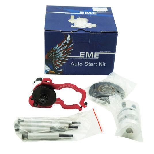 Elektrische anlasser fr dle30   dle35ra   eme35cc benzin - motor rcfixed flgel flugzeug