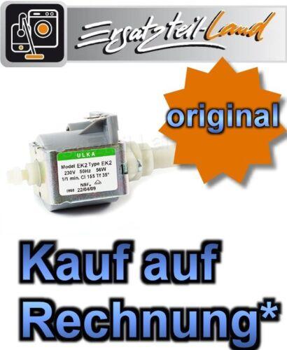 Ulka Pumpe Wasserpumpe Type EK2 für Kaffeeautomaten #00