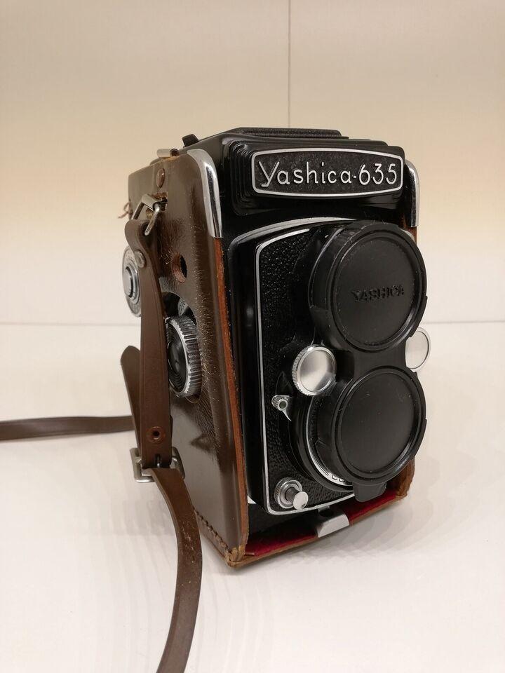 Yashica, Yashica 635, God