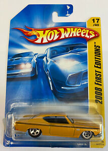 2008 HOTWHEELS 1969 69 Chevy Chevelle, American Muscle! molto rara!
