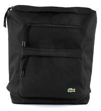 Ebay Dos À Sac Noir Backpack Lacoste Nh1595ne zqPF7Yx