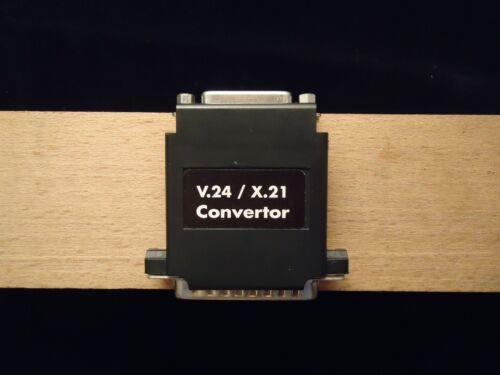 V.24 // X.21 1Pc data communication converter RS-232 // DA-15