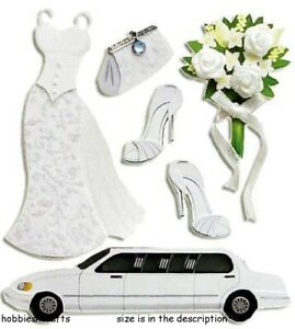 EK-SUCCESS-JOLEE-039-S-BOUTIQUE-3-D-STICKERS-BOUQUET-WEDDING-DRESS-LIMO-BRIDE