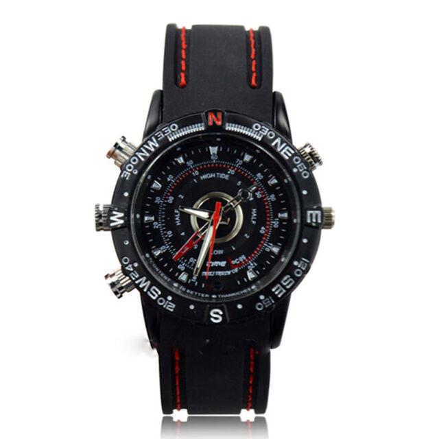 8GB Waterproof HD Wrist DV Watch Camera Digital Video 1280*960 DVR Camcorder LO