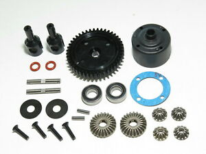 TKR9000 TEKNO RC EB48 2.0 BUGGY CENTER DIFFERENTIAL