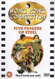 1 of 1 - Five Fingers of Steel [DVD], Very Good DVD, Jang Lee Hwang, Biu Chan Wong, Tiet