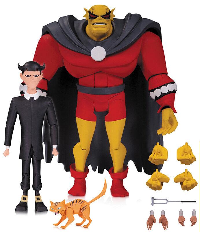 Batman animierte serie etrigan mit klarion actionfigur dc direkte