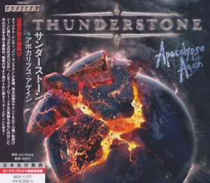 THUNDERSTONE-FIRE-AND-ICE-CD-NEUF