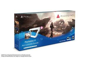 Sony Playstation Vr Aim Controller Box Only Last Style Video Games & Consoles Farpoint