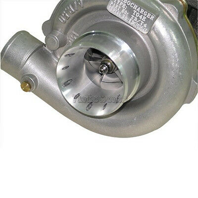 New Design!!! T3 T04E Turbo Charger .50 .63 A/R Universal For Honda Ford 2.3L