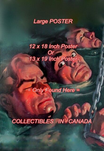 DOC SAVAGE 1939 Merchants Of Disaster = POSTER Not Artwork 2 SIZES 18