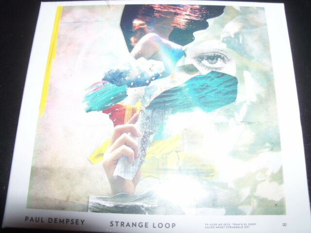 Paul Dempsey (Something For Kate) Strange Loop Digipak CD – New Sealed