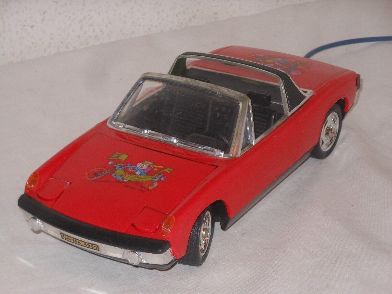 GAMA - VW PORSCHE 914 - 28 cm - VINTAGE TOY - WEST GERMANY - 20