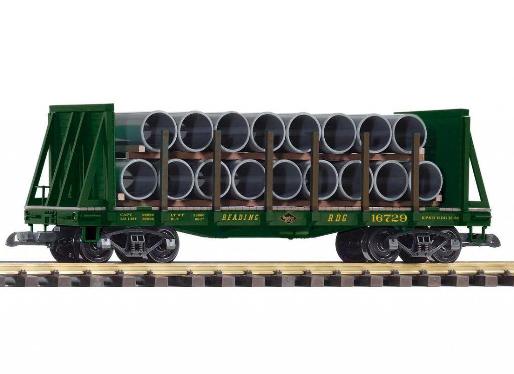 Piko G Escala RDG mamparo Cochero con tubo de Cochega   BN   38756