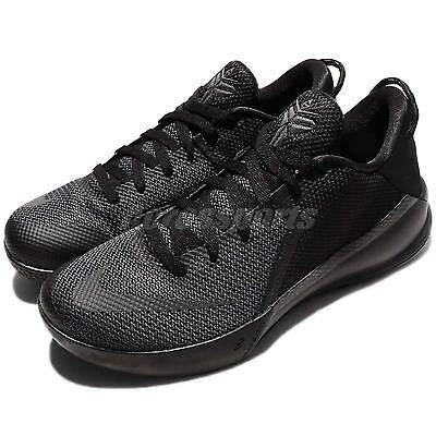 8f2bac03e4f0 Nike Zoom Kobe Venomenon 6 VI EP Bryant Triple Black Men Basketball  897657-001