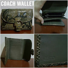 Pre-loved COACH wallet