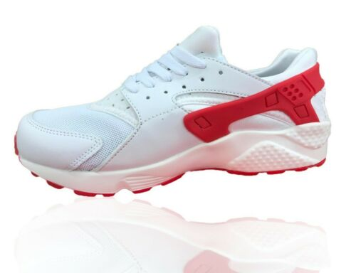 KIDS GIRLS RUNNING TRAINERS BOYS GYM WALKING SHOCK NEW SPORTS FITNESS SHOES SIZE