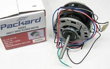 Century Replacement 48 Frame Blower Motor 1//4 Hp FDL1026 By Packard