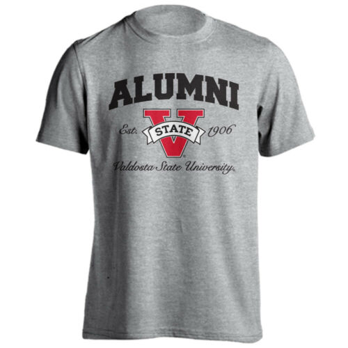 Valdosta State University VSU Blazers Alumni Tee Graduate Short Sleeve T-Shirt