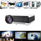 5000 Lumens LED LCD Wifi Android HD 1080P 3D TV Home Theater Projector HDMI USB