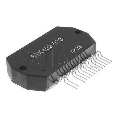 STK084 New Replacement IC Audio Amplifier Integrated Circuit