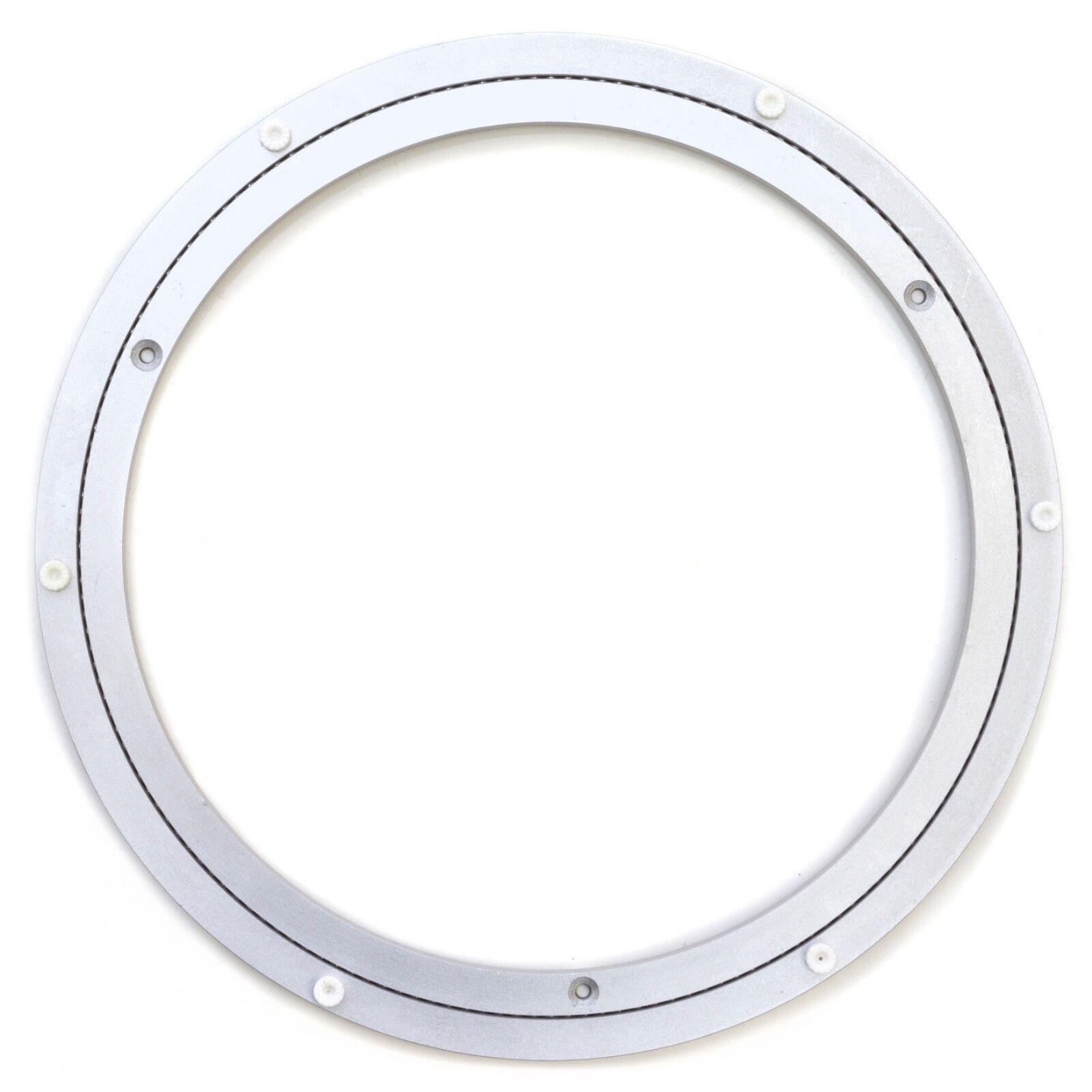 30.5cm 300MM Lazy Susan Rotierender Aluminium-Drehteller Lager Rund - UK | Fein Verarbeitet