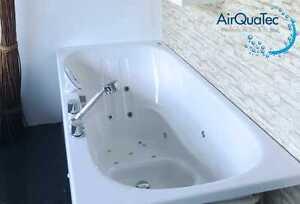 Hansgrohe Badewanne.Details Zu Tiefe Badewanne Mit Whirlpool Hansgrohe Armatur 185x90x60cm Uvp 10 270