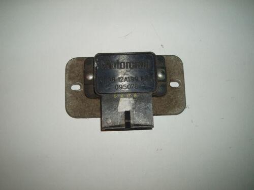 Sierra Fiesta Used Sensor Module FORD 83BB12A199B3A Escort Scorpio